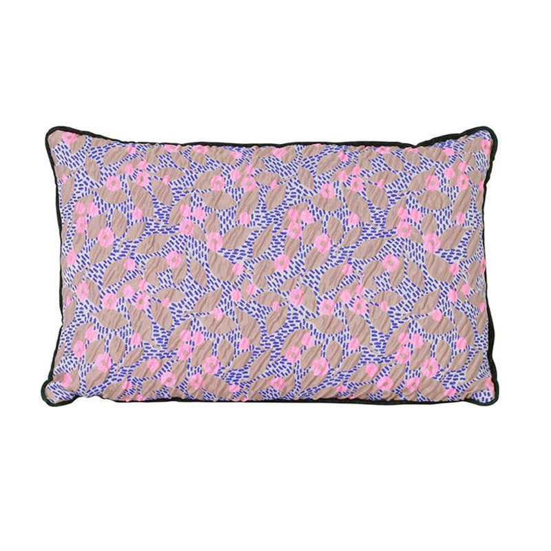Image of   Ferm Living Salon Cushion Flower