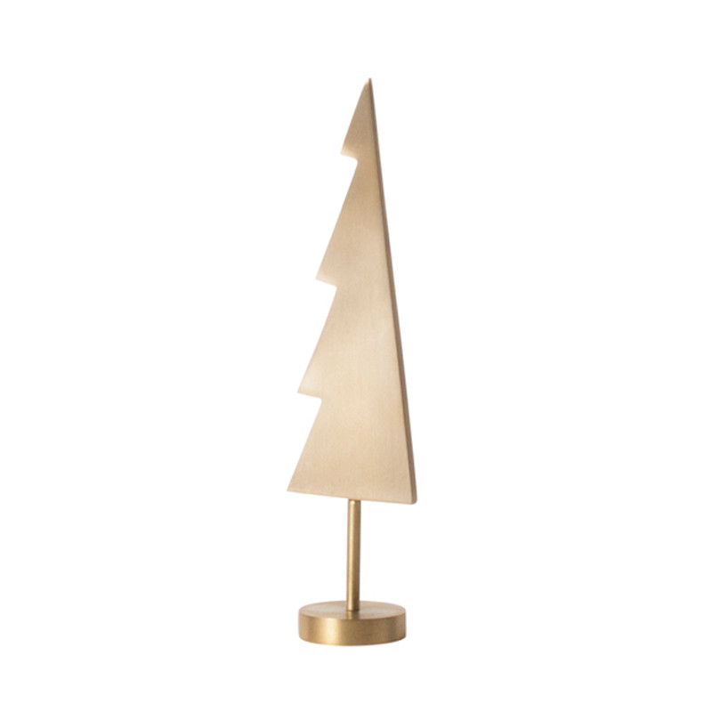 Image of   Ferm Living Winterland Brass Tree Solid