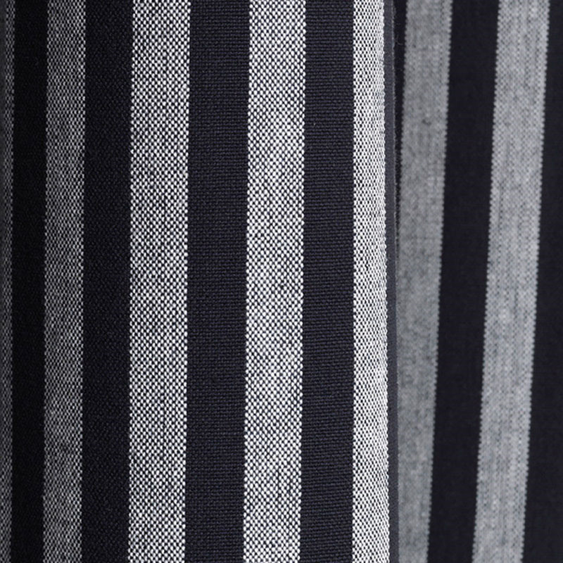ferm living chambray shower curtain striped. Black Bedroom Furniture Sets. Home Design Ideas
