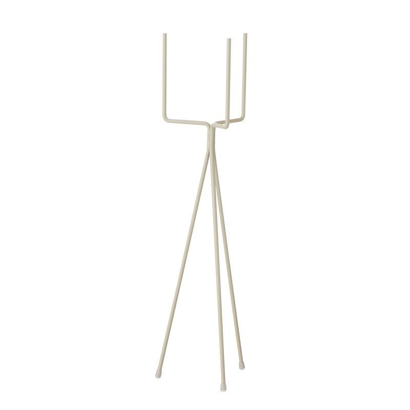 Image of   Ferm Living Plant Stand Light Grey