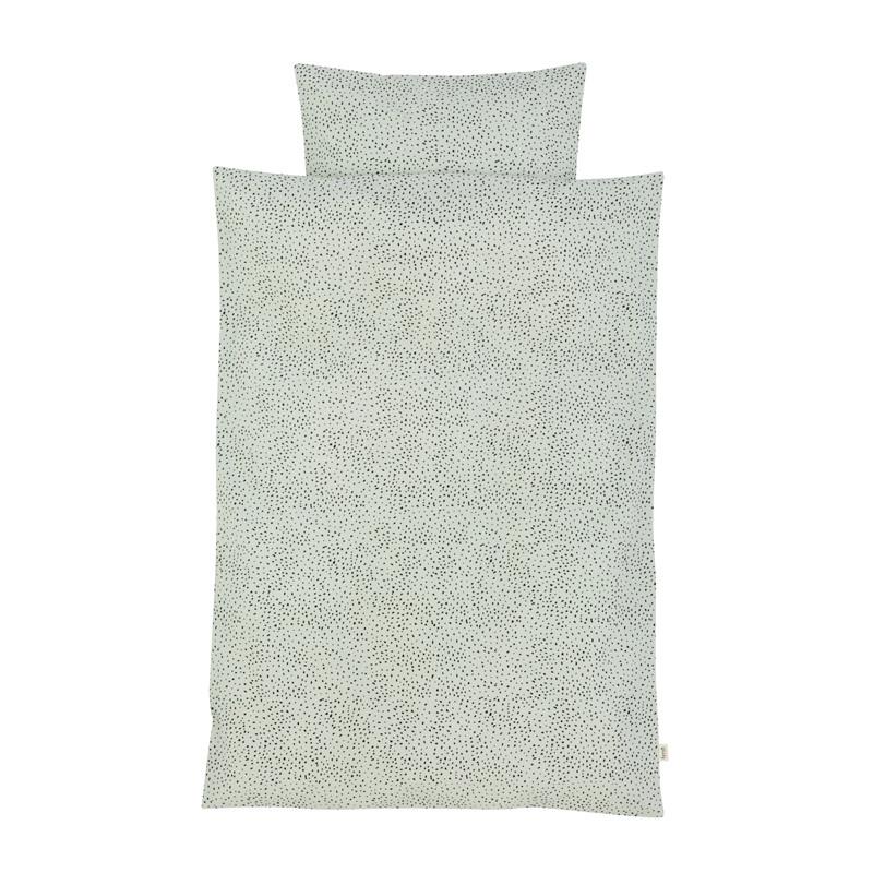 Ferm living mini dot sengetøj
