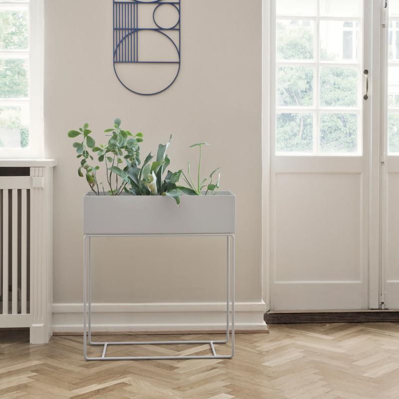 Image of   Ferm Living Plant Box Grå