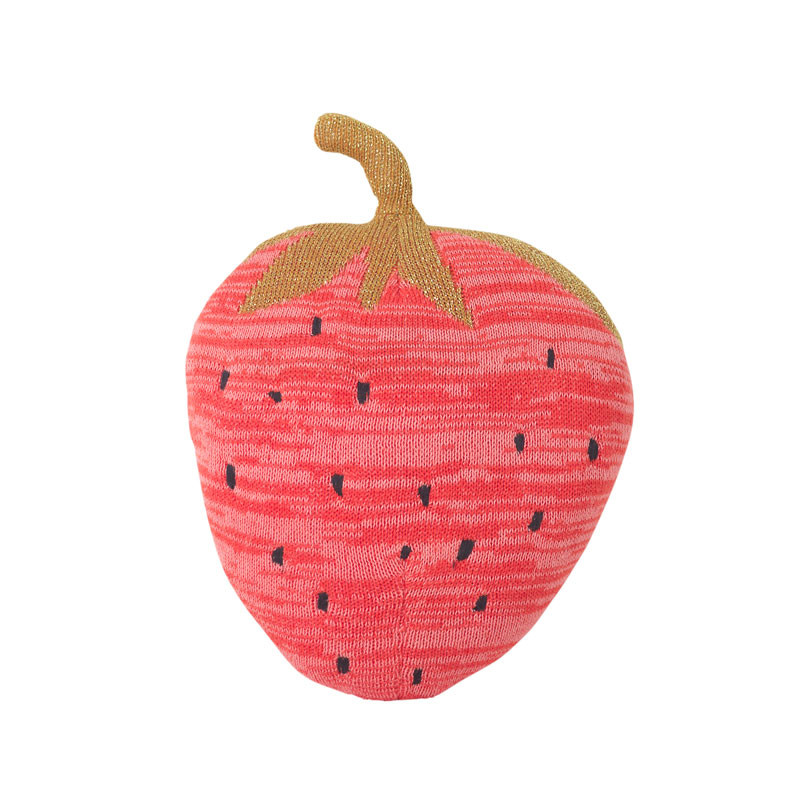 Image of   Ferm Living Fruiticana Strawberry Toy