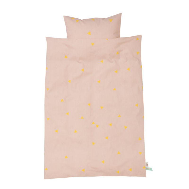Ferm living teepee sengetøj rose