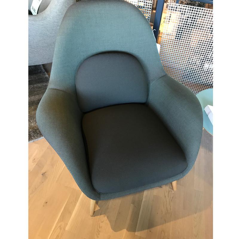 Image of   Fredericia Furniture Swoon Lænestol Udstillingsmodel
