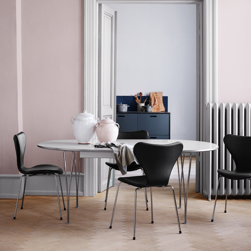 Image of   Fritz Hansen B616 Super-Ellipse Spisebord