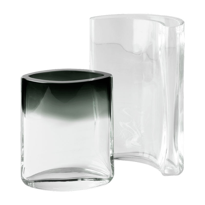 Image of   Fritz Hansen Moon Eye Vase Set