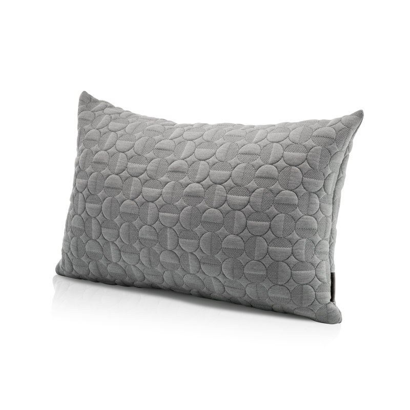 Fritz hansen objects vertigo pillow light grey 40 x 60