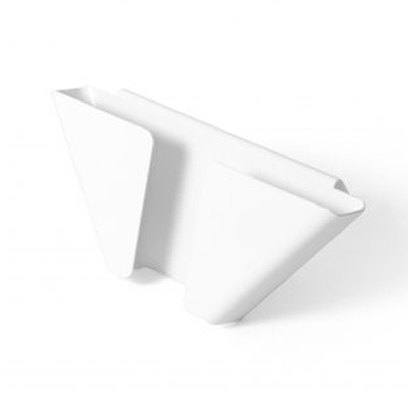 Gejst flex coffee filter holder white