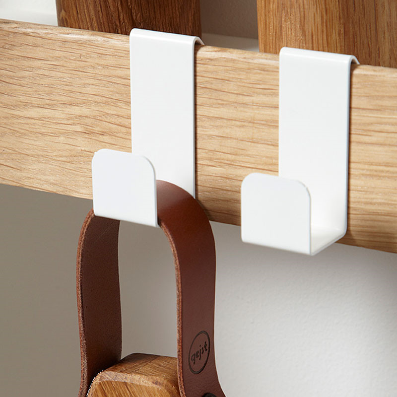 Image of   Gejst Flex Hooks White