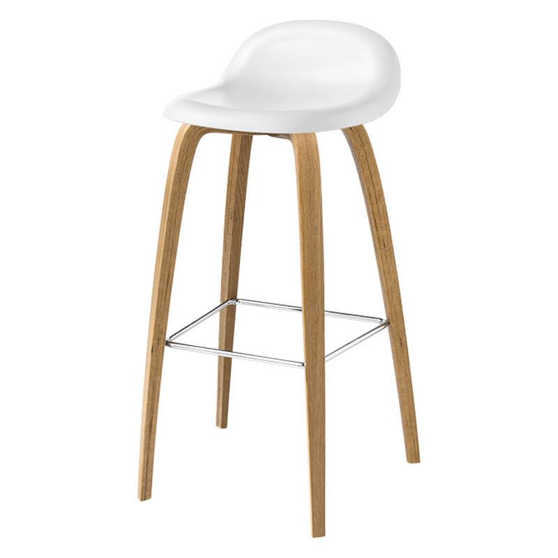 Gubi – Gubi 3d barstol på livingshop