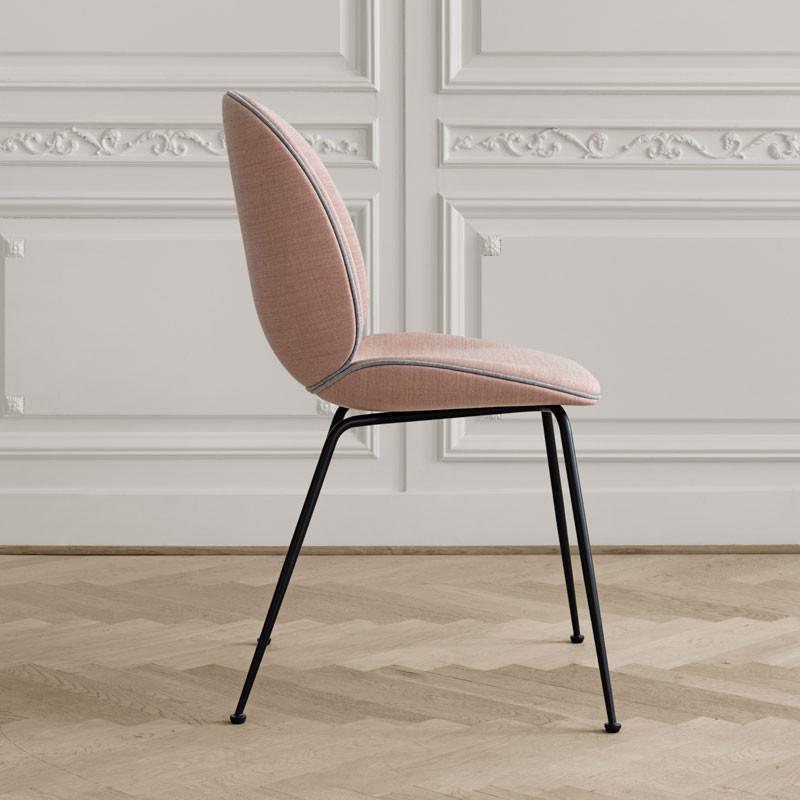 gubi beetle spisebordsstol. Black Bedroom Furniture Sets. Home Design Ideas