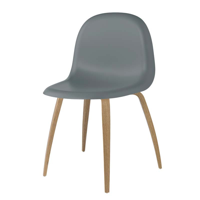 Gubi – Gubi stol træstel fra livingshop
