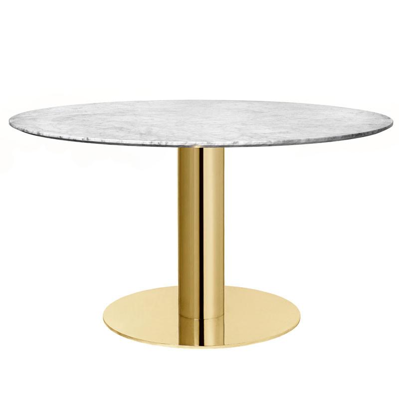 Gubi – Gubi round spisebord fra livingshop