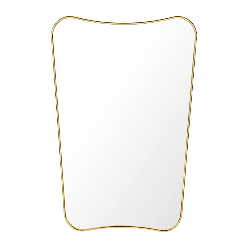 Gubi – Gubi f.a.33 rectangular spejl på livingshop