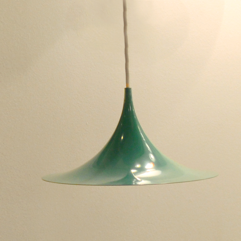 Image of   Gubi Semi Pendant Ø30 Mint Udstillingsmodel
