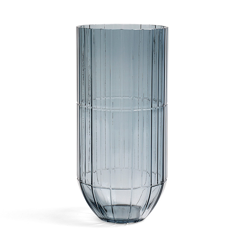 Image of   HAY Colour Vase Blue XL
