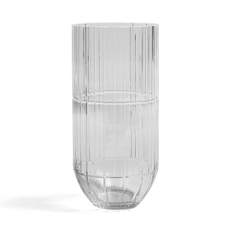 Image of   HAY Colour Vase Transparent XL