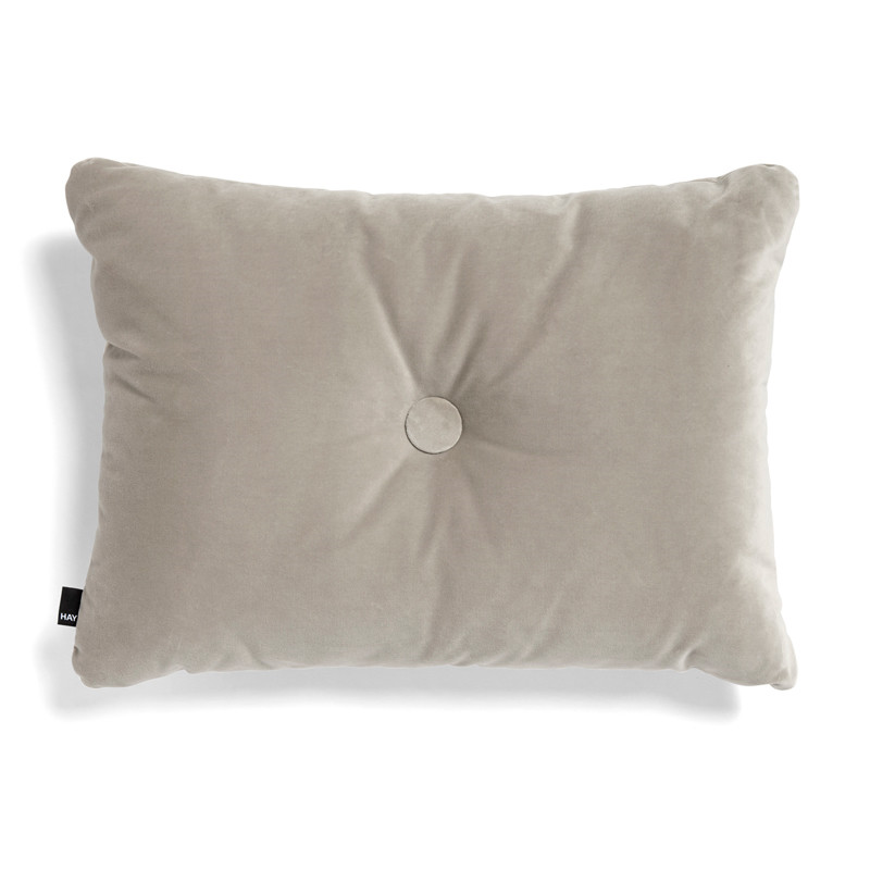 Hay dot cushion 1 dot soft beige