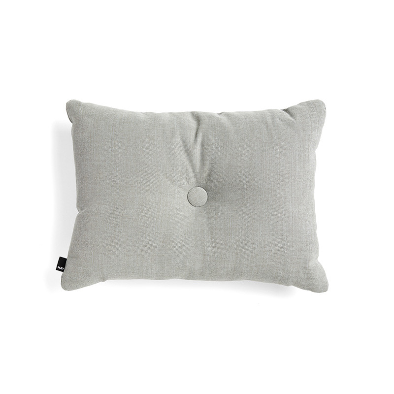 Image of   HAY Dot Cushion Tint 1 Dot Grey