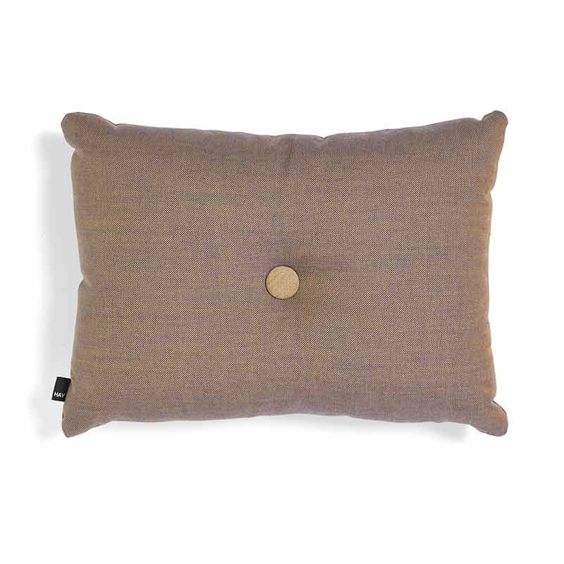 Image of   HAY Dot Cushion Surface 1 Dot Bronze