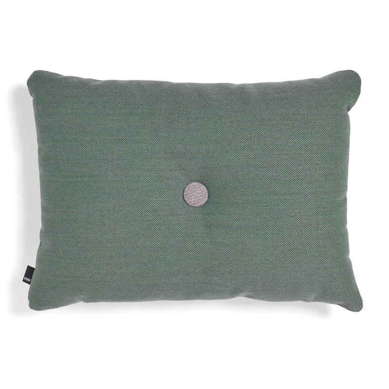 Image of   HAY Dot Cushion ST 1 Dot Green