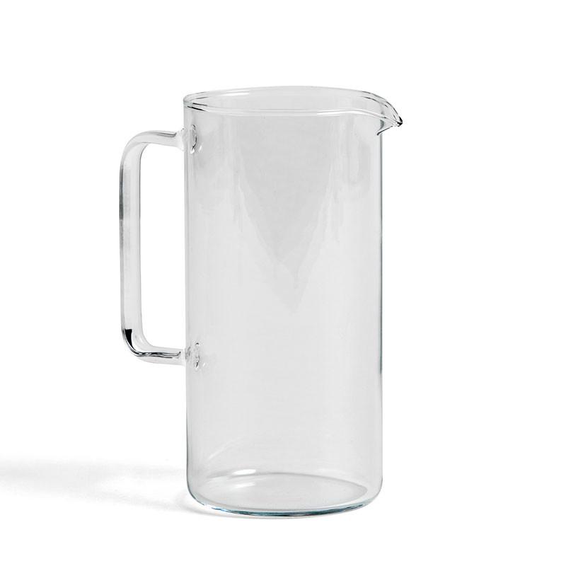 Image of   HAY Glass Jug Clear Medium