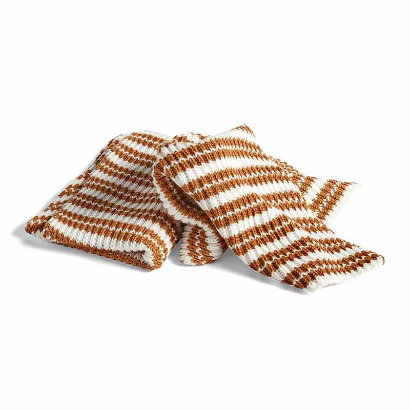 Image of   HAY Kitchen Cloth Set of 2 Ochre