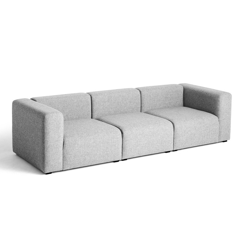 Image of   HAY Mags 3 Seater Sofa Combination 1