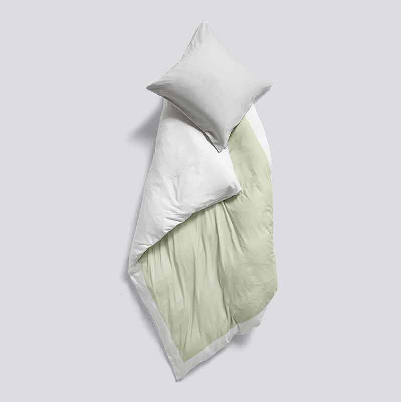 Image of   HAY Rest Bedlinen Mint Frame