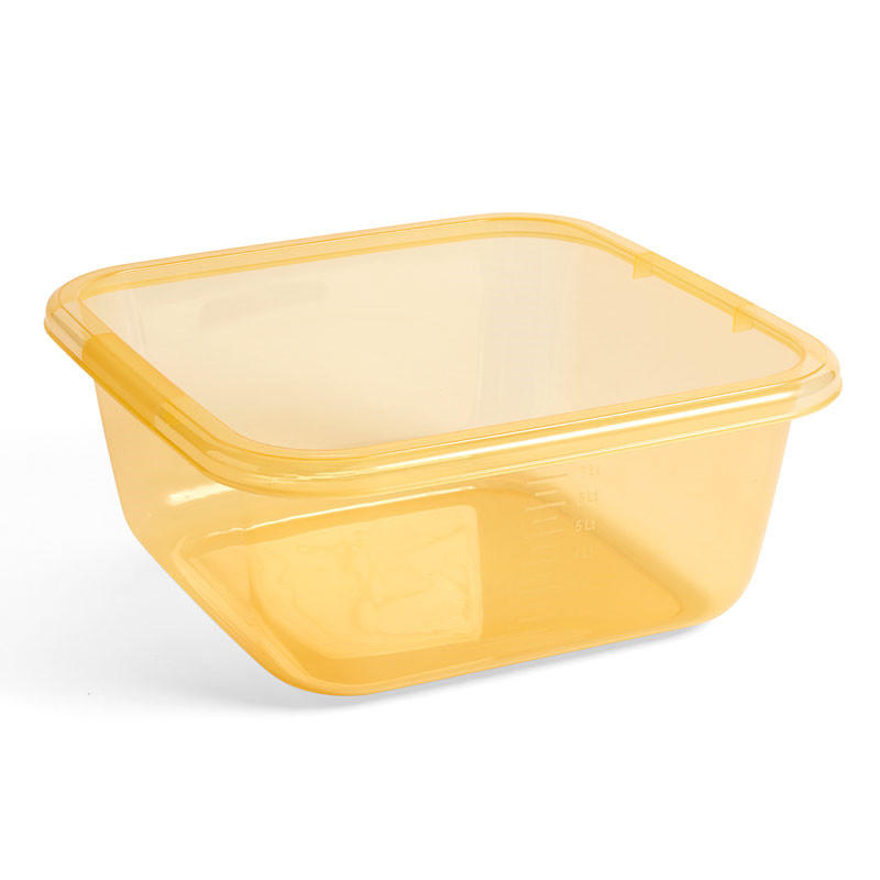 Hay turkish washing-up bowl light yellow