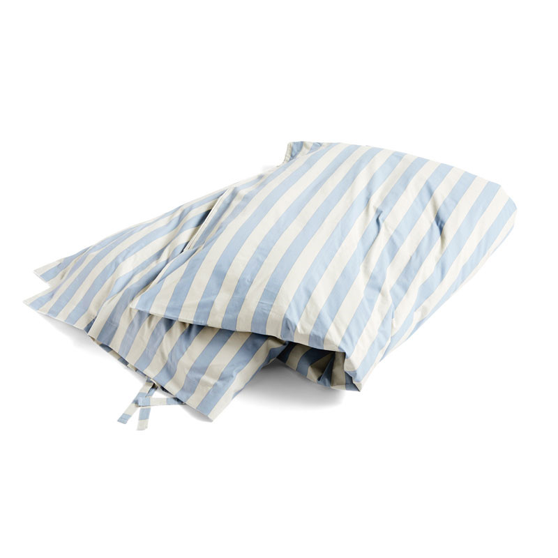 Image of   HAY Été Duvet Cover Light Blue 200 cm