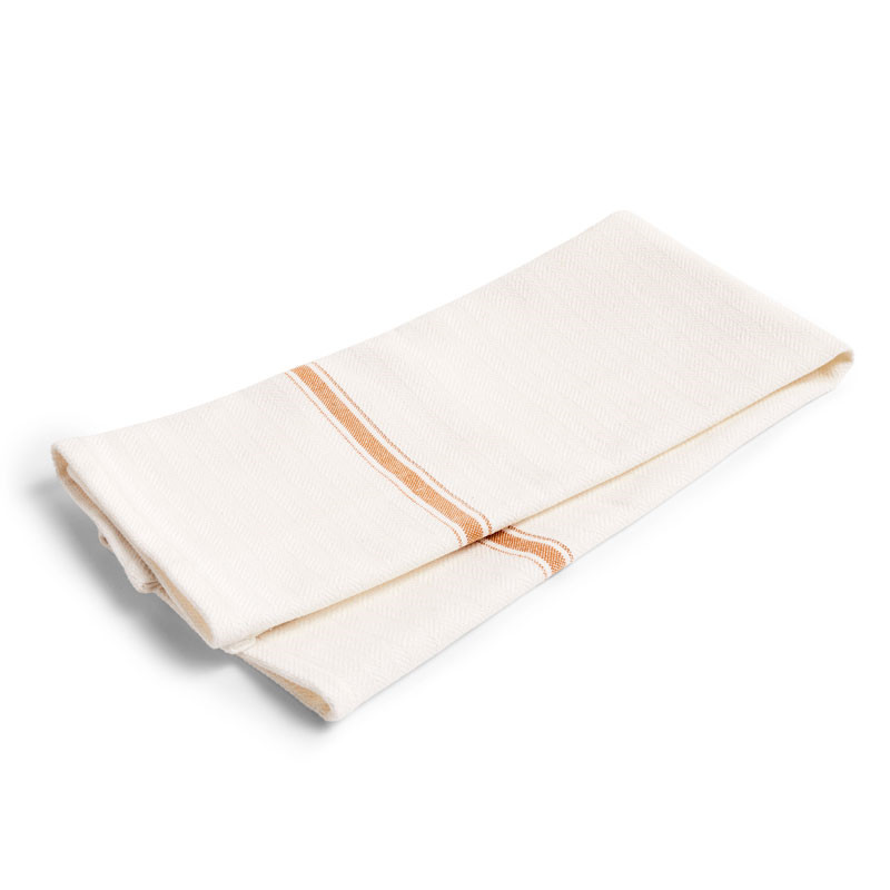 Image of   HAY Kitchen Towel Set Brown
