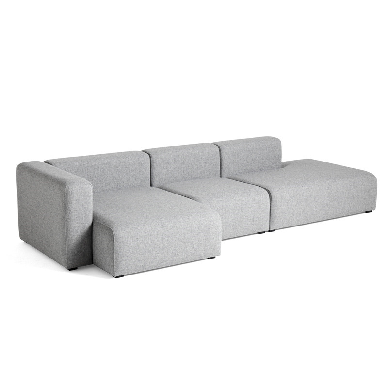Image of   HAY Mags 3 Seater Sofa Combination 4 Left End