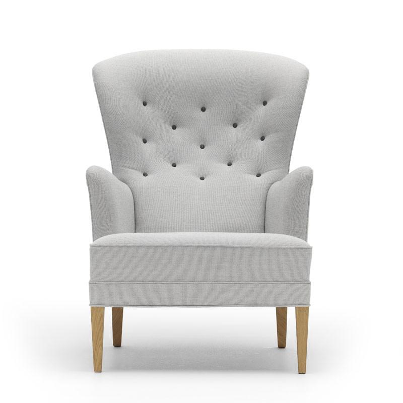 Carl hansen fh419 heritage chair lænestol
