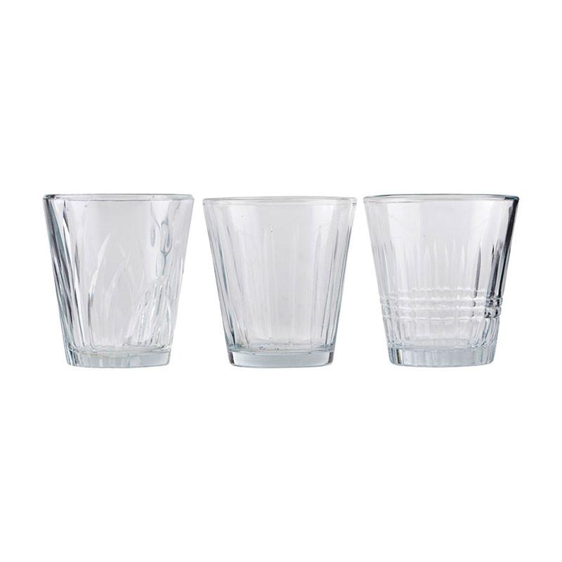House doctor vintage glas
