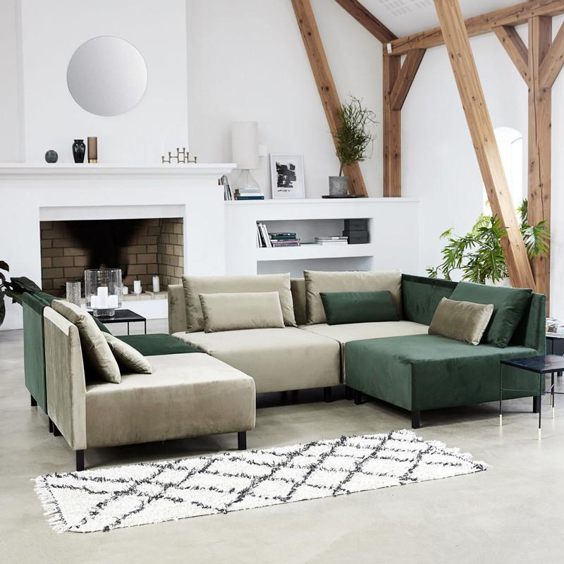 House doctor – House doctor riba gulvtæppe på livingshop