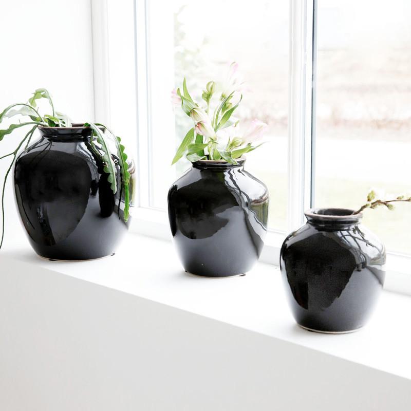 House doctor House doctor shine vase fra livingshop