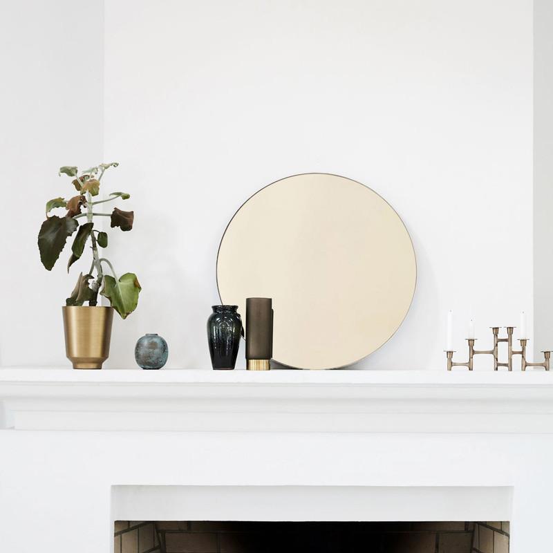 House doctor – House doctor walls spejl guld fra livingshop