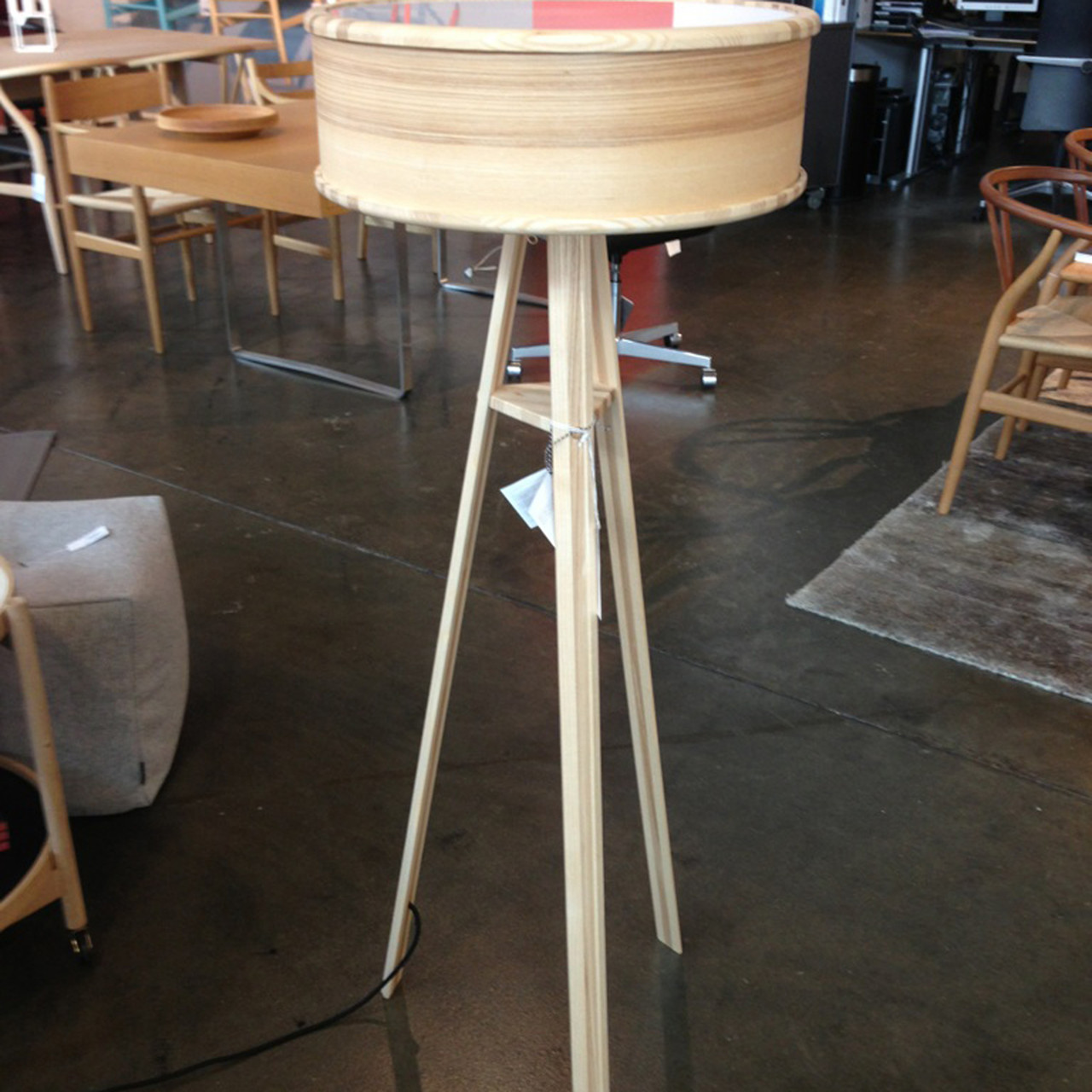 Image of   Balling Design G1 Gulvlampe Udstillingsmodel