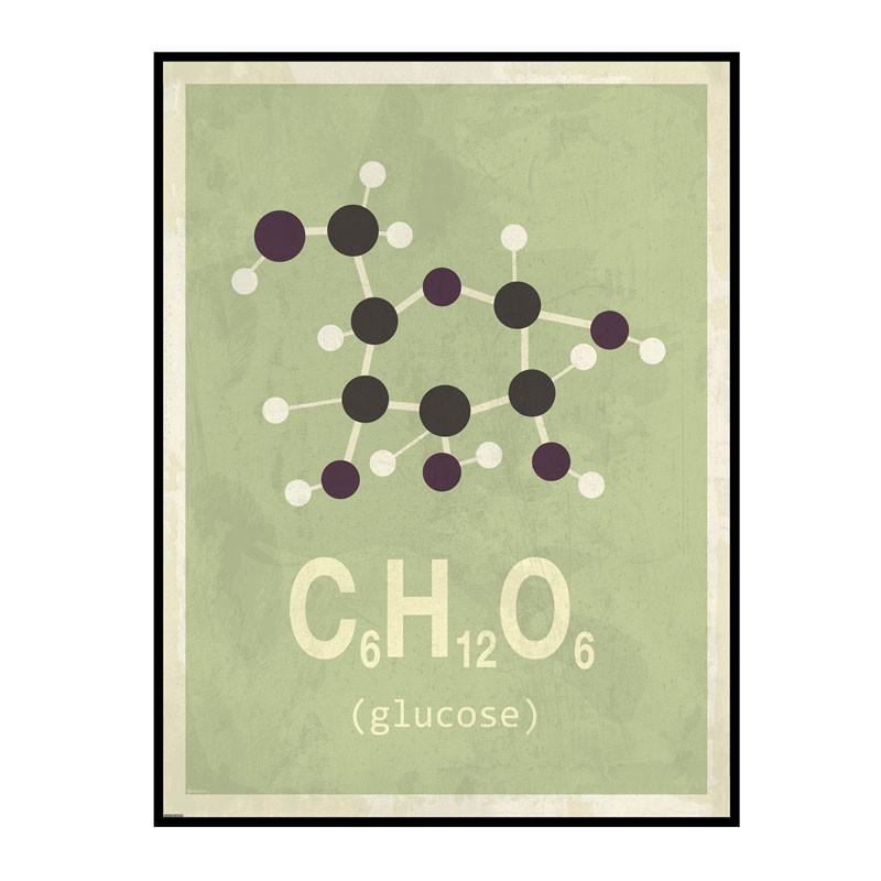 Incado molecyles 02 glucose fra Incado på livingshop