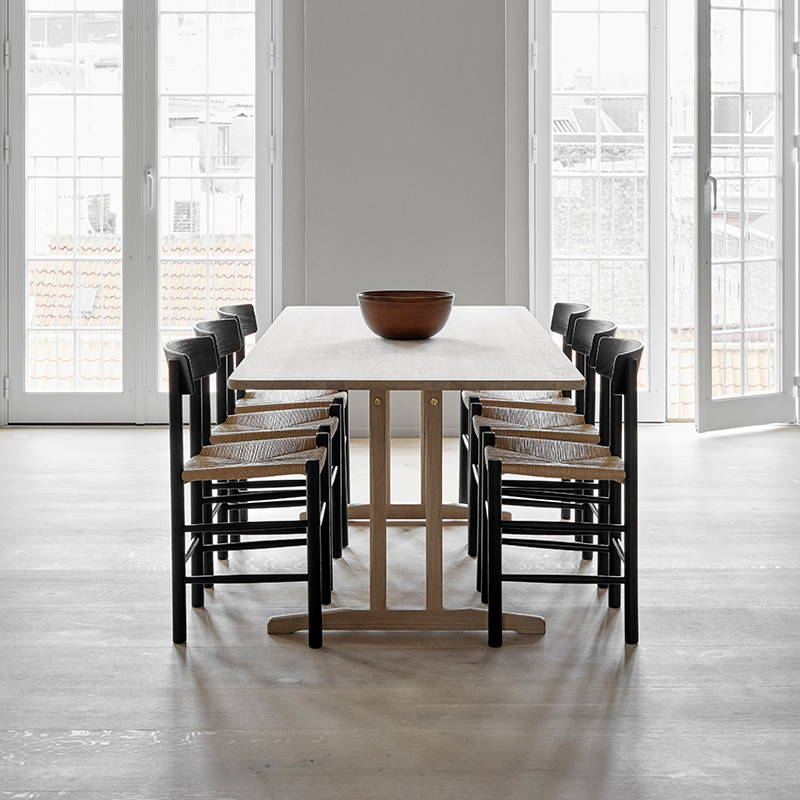 Fredericia Furniture 3239 J39 Stol Livingshop.dk