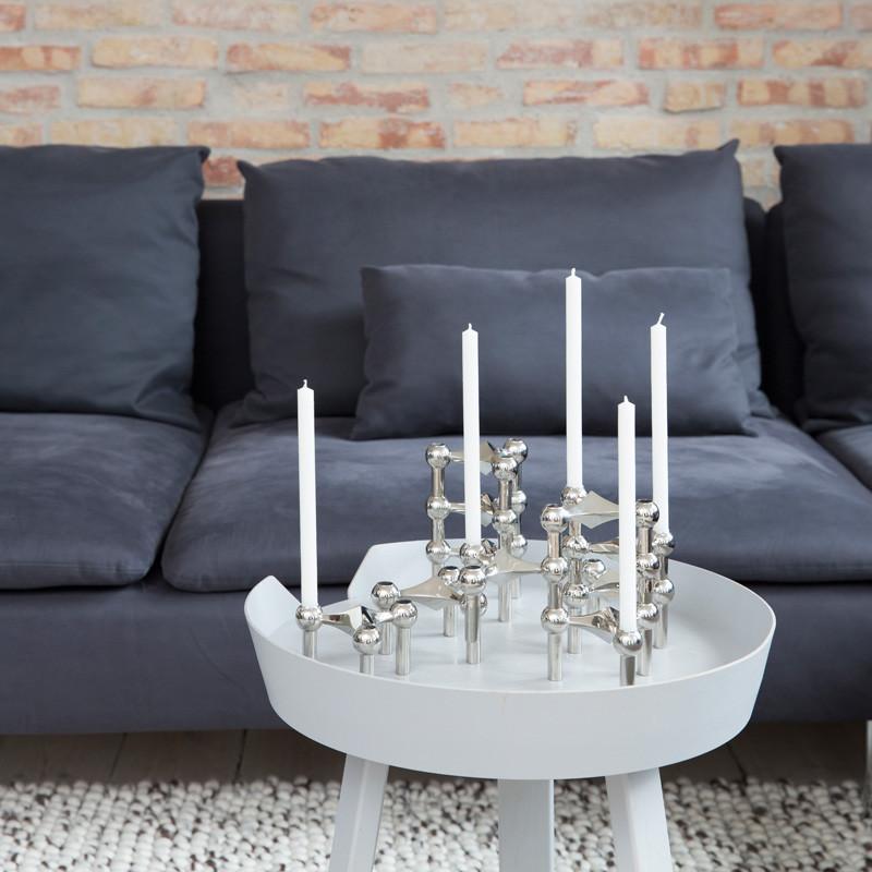 Just right – Just right stoff lysestage krom på livingshop