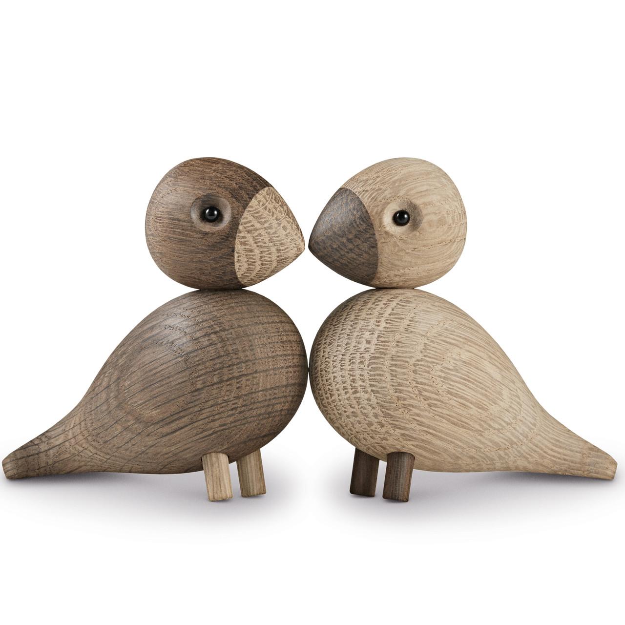 Kay bojesen lovebirds fra Kay bojesen på livingshop