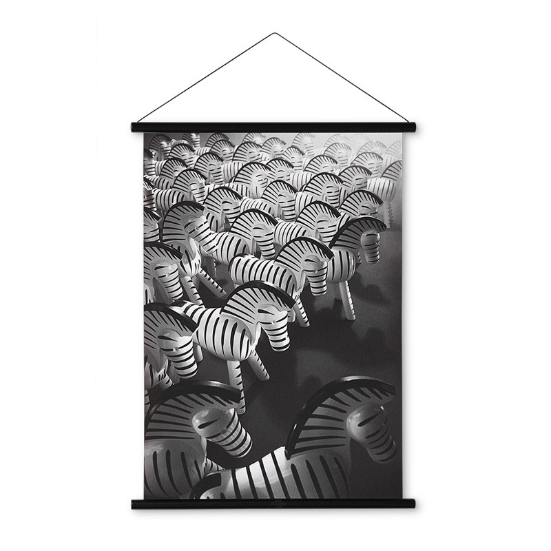 Kay bojesen – Kay bojesen hagedornhagen zebra kunstfoto på livingshop