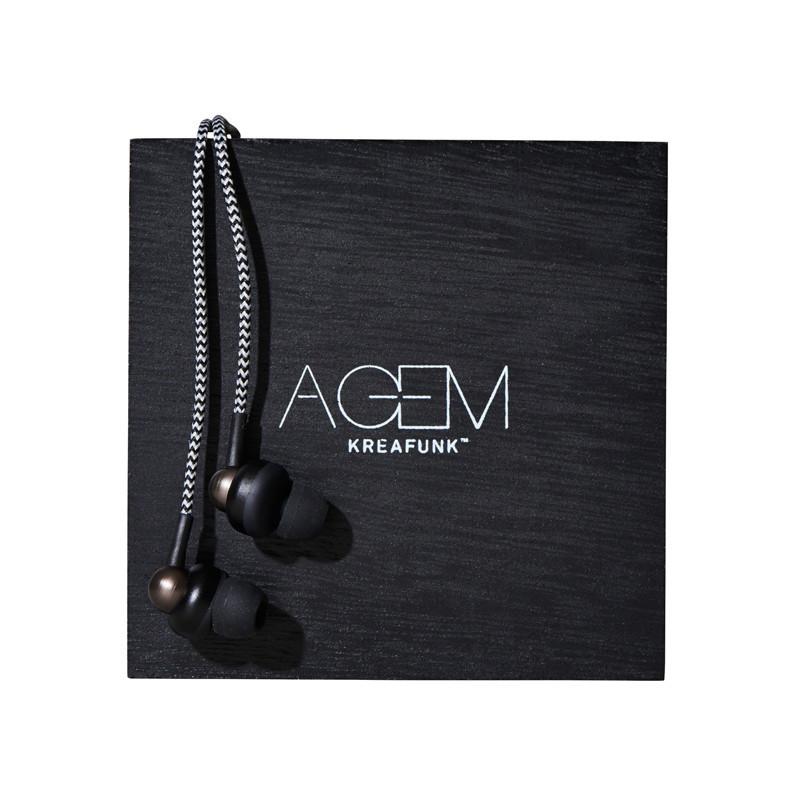 kreafunk agem h retelefoner black edition. Black Bedroom Furniture Sets. Home Design Ideas