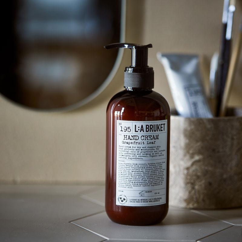 L:a bruket handcreme grapefruit leaf 250 ml