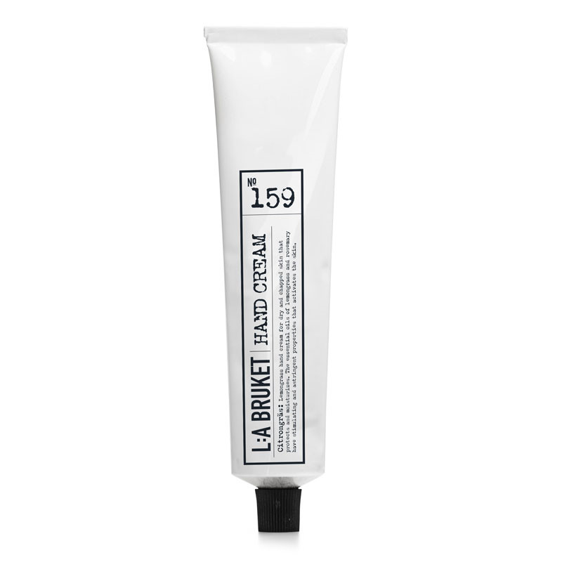 L:a bruket handcreme lemongrass 70 ml