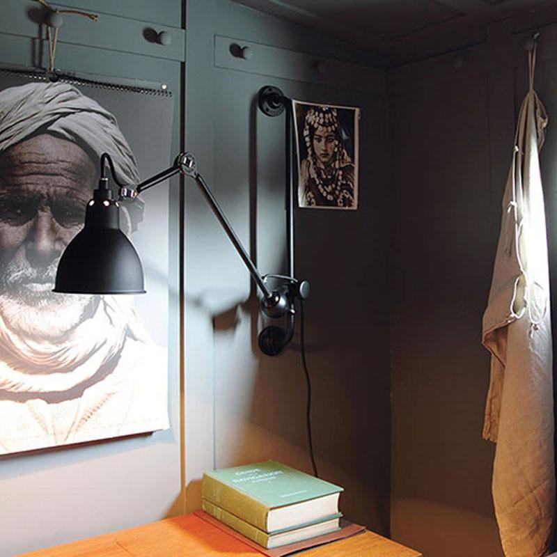 la lampe gras 210 v glampe. Black Bedroom Furniture Sets. Home Design Ideas