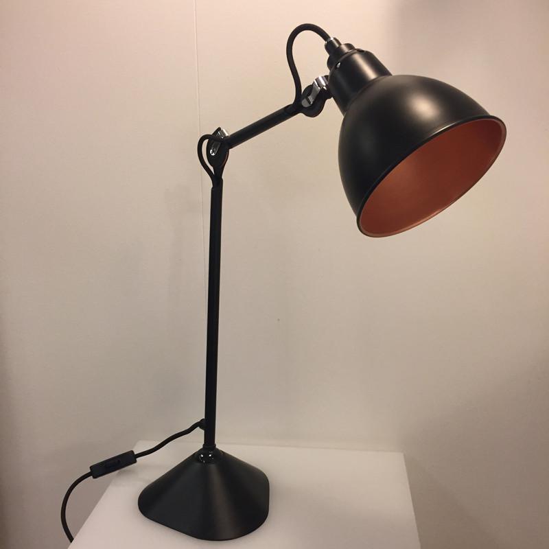 La Lampe Gras 205 Bordlampe Udstillingsmodel